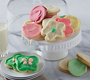 Cheryls 32 Piece Spring Frosted Cookie Assortment - M50600