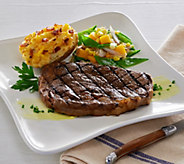 Kansas City (6) 10 oz. Ribeyes with Potatoes Auto-Delivery - M52500