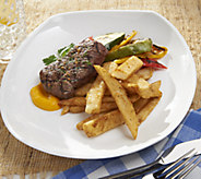 Kansas City (10) 5 oz. Top Sirloin Steaks & Fries Auto-Delivery - M54800