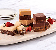 Fookie (6) Individual Fudge Covered Cookie Bars in Gift Boxes - M58000