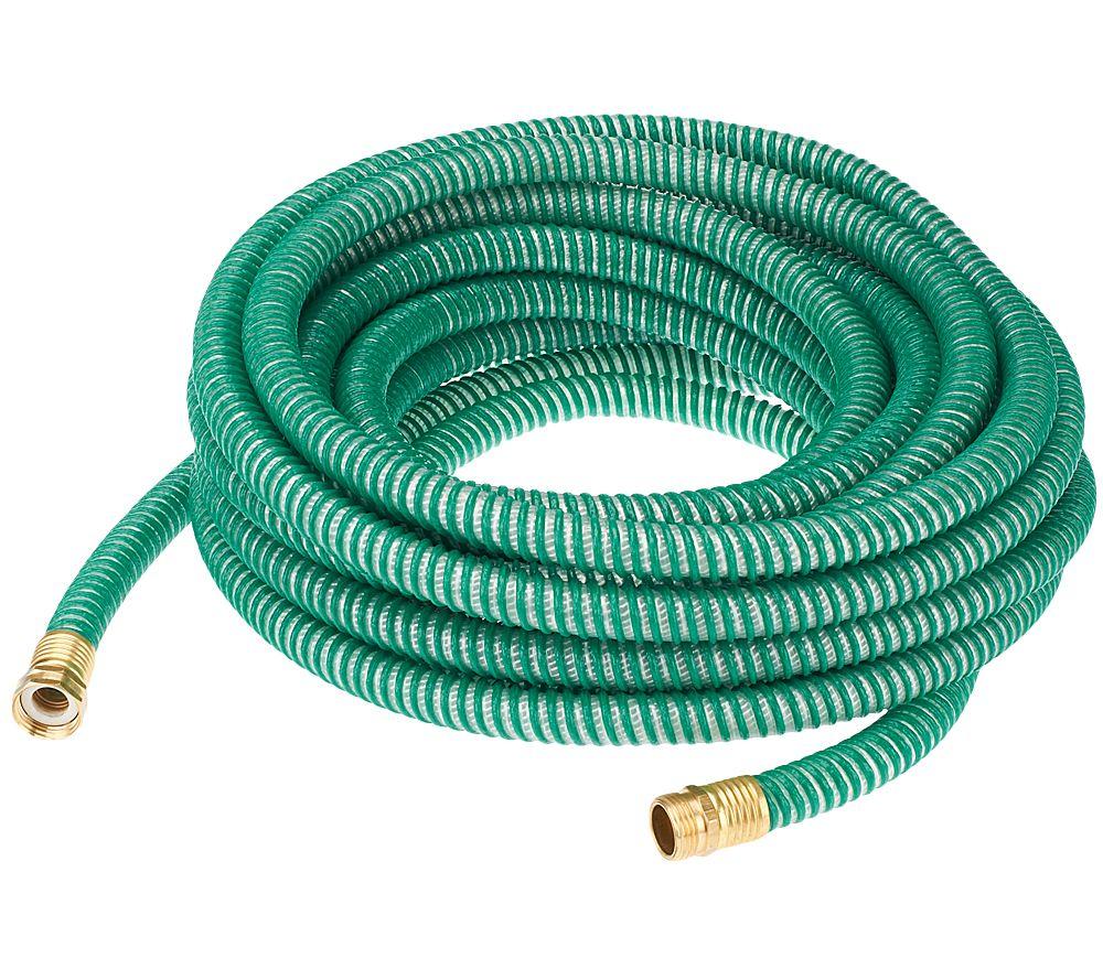 the perfect garden hose kink free lightweight hose page 1 u2014 qvc com