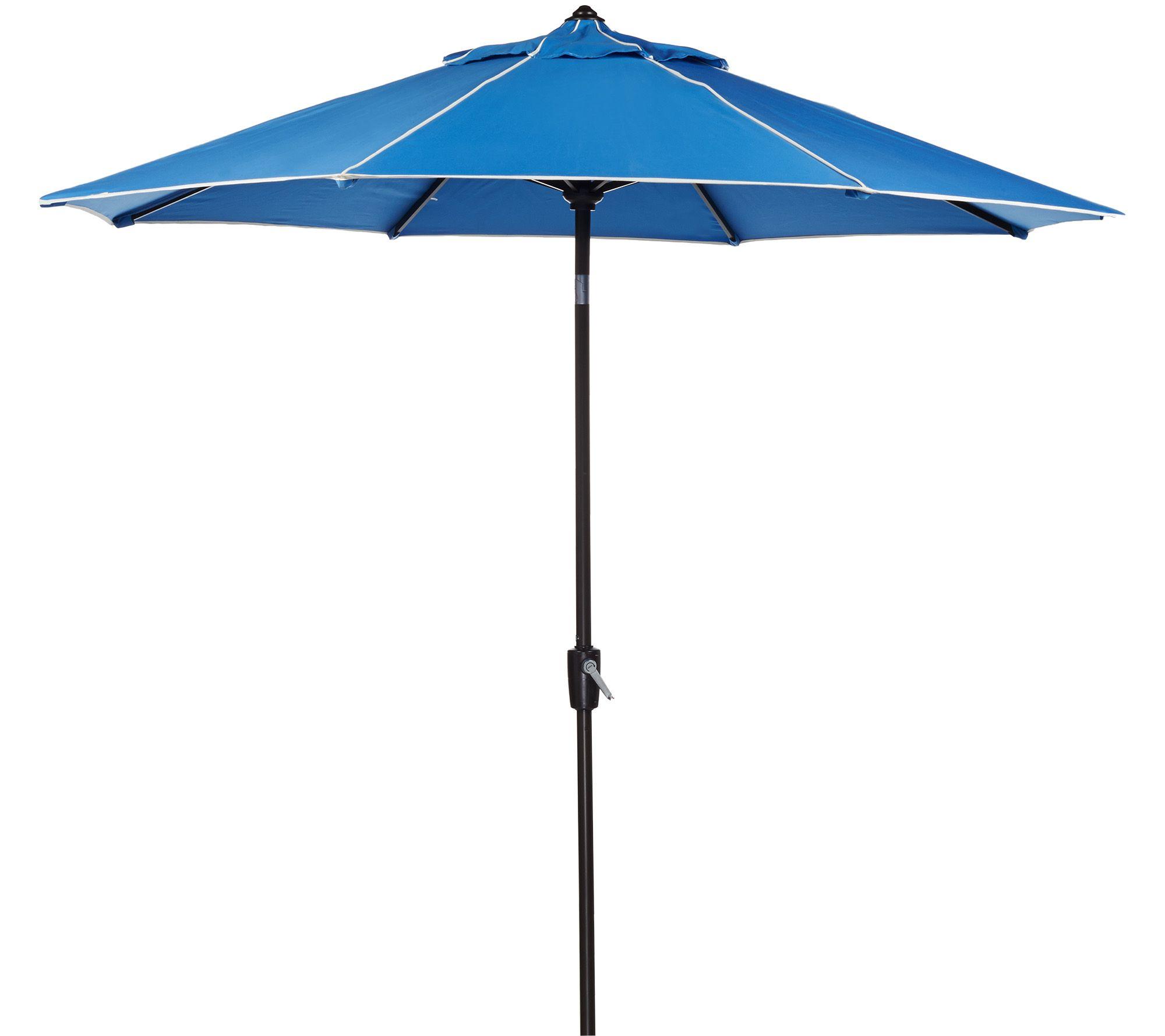 Scott Living Crank & Tilt Umbrella with Cover - M46901
