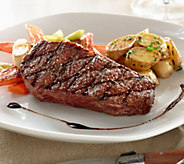 Rastelli Market Fresh (10) 6 oz. Black Angus Sirloin Steaks - M50001