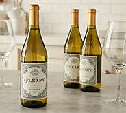 Vintage Wine Estates Kevin OLeary Reserve 3 Bottle Set - M52101