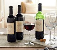 Vintage Wine Estates 3 Bottle California Wine Tasting Set - M53501