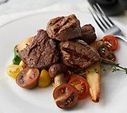Rastelli Market Fresh (12) 2-oz Black Angus Filet Mignon Medallions - M58001