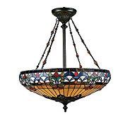 Quoizel Tiffany-Style Pendant - M104102