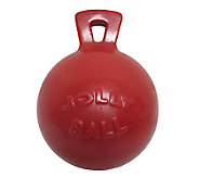 Tug-n-Toss 6 Red Dog Toy - M110002