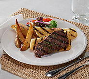 Rastelli Market Fresh (16) 4 oz. Black Angus Sirloin Steaks - M51102