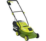 Sun Joe 14 28-Volt 5 Amp Cordless Lawn Mower - M52002