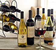 Vintage Wine Estates 12 Bottle California Wine Tasting Set - M53502