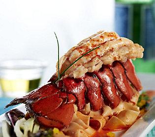 Product image of Ship Week 11/10 Lobster Gram (12) 7-8 oz Lobster Tails Butter&Paprika