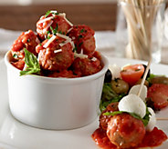 Mama Mancinis Choice of (80) Beef or Pork Mini Meatballs - M49303