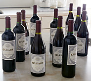 Ships 5/16 Vintage Wine Kevin OLeary 12-Bottle Set Auto-Delivery - M50803