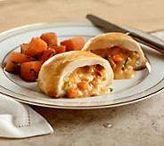 Stuffin Gourmet (6) 8 oz. Chicken Pot Pie Stuffed Wellington - M54003