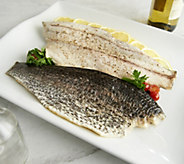 Australis (2) 1.25 Center Cut Seabass Filets with Butters - M54403