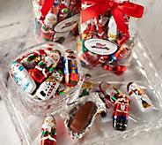 Ships 12/4 Thompson Chocolates_(5) 12 oz. Holiday Chocolates - M55303