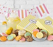 Cheryls Summer Cookie Box - 18 Cookies - M115404