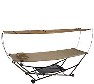 Bliss Hammocks Stow EZ Hammock with Canopy - M42804
