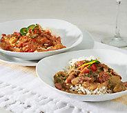 Chef Z (4) 2 lb. Bags of Cajun Style Gumbo or Jambalaya - M48804