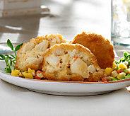 Bobby Chez (10) 4 oz Famous Jumbo Lump Crab Cakes Auto-Delivery - M50304