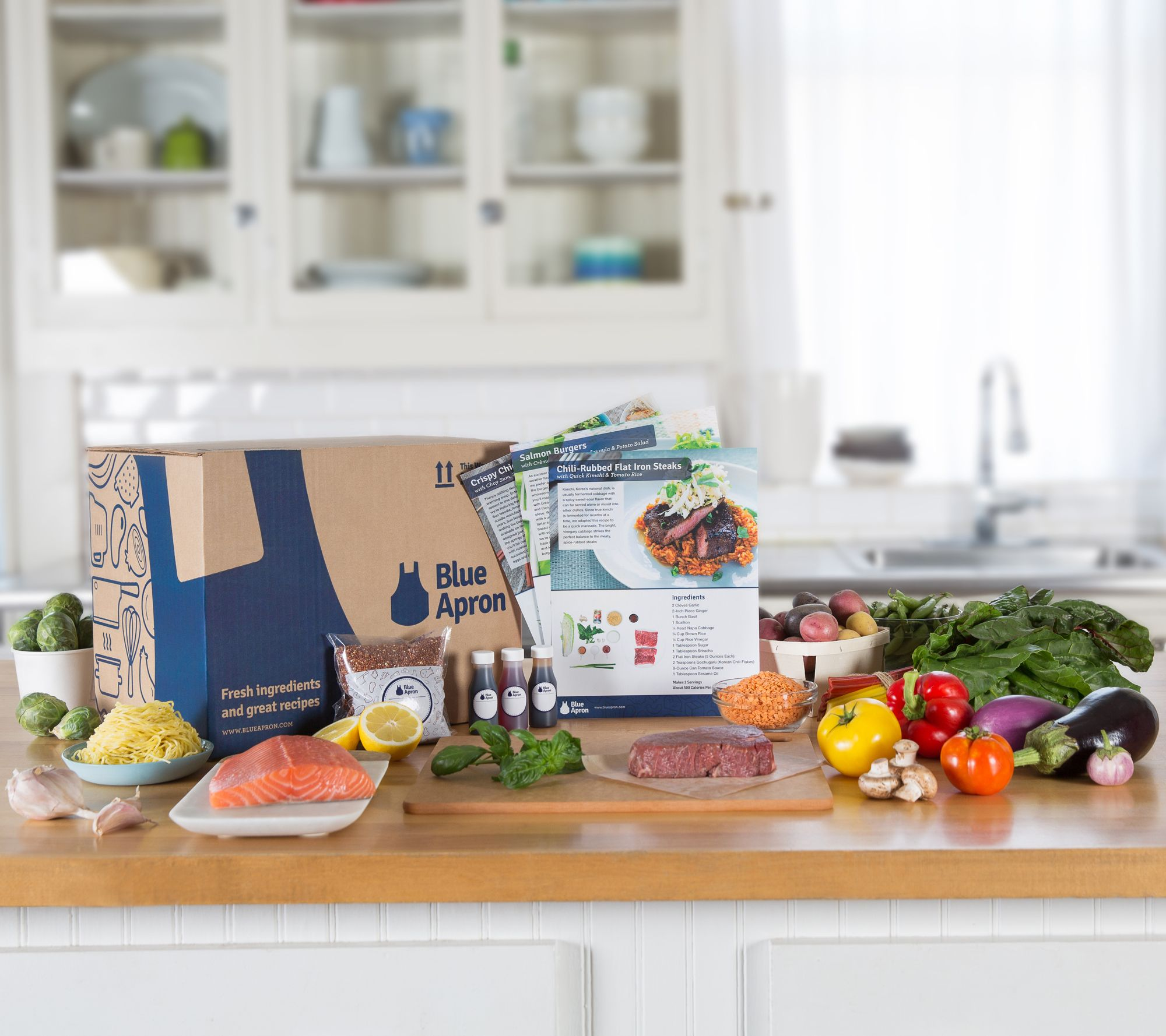 Blue apron nyc office address