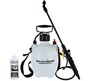 Mulch Wizard Colored Mulch Renewal Spray with Pump - M51804