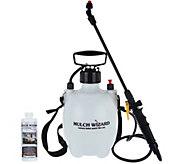 Mulch Wizard Colored Mulch Renewal Spray with Pump - M51804