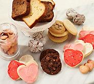 Cheryls 48 Piece Valentines Bakery Auto-Delivery - M54004