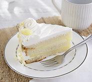 Juniors 5 lb. Lemon White Chocolate or Orange Cream Layer Cake - M54804