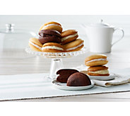 Boston Baking (15) 3-oz Assorted Holiday Mini Whoopie Pies - M57404
