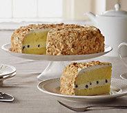 Frankie Avalons 3 lb. Italian Layered Cannoli Cake - M48305