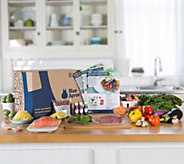 Blue Apron 4-Person Home Cooking Meal Plan with 16 Meals - M51105