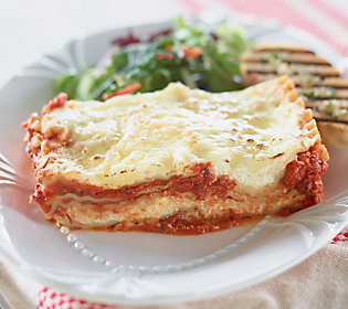 Lisa's Italian Kitchen (2) 2.5 Lb. Trays Of Lasagne