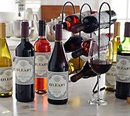 Vintage Wine Estates Kevin OLeary Holiday Reserve 12 Bottle Set - M53505