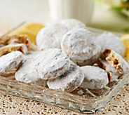 Jimmy the Baker 2 lbs. of Lemon Butter Meltaway Cookies - M53905