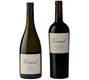 Girard Winery Red & White 2-Bottle Set by Vintage Wine Estate - M115906