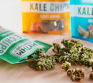 Rhythm Superfoods (10) 2 oz Bags of Flavored Kale Chips - M49906