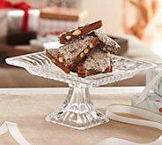 Ships 11/7 Enstroms 2 lb. Chocolate Almond Toffee - M51306