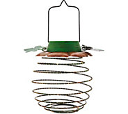 Plow & Hearth Solar Hanging Decorative Top Lantern - M52106