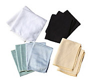Don Asletts 12-Piece Total Home Microfiber Kit - M106407