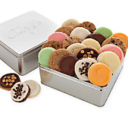 Cheryls Deluxe Assorted Gift Tin - 24 Cookies - M114407