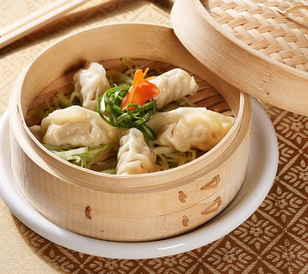 Perfect Gourmet (45) Chicken, Pork or Vegetable Potstickers