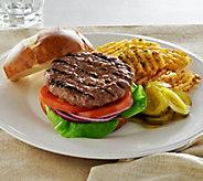 Durham Ranch (20) 4 oz. Bison Burgers - M51707