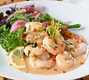Oceans 97 (2) 1 lb. Bags of Gulf Shrimp with 24 oz. Choice of Sauce - M54807