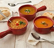 Ladle & Leaf Soup Co. (3) 24-oz Organic Soups - M57807