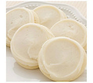 Cheryls 36-ct Frosted Round Cutout cookie - M107308