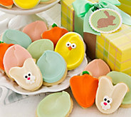 Cheryls 18-piece Easter Cookie Gift Box - M115208