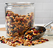 Germack (3) 16 oz. Jars of Nut & Fruit Mix from Around theWorld - M47408