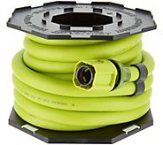 Aqua Joe 50 Expandable Lightweight Kink-Free Hose - M54908